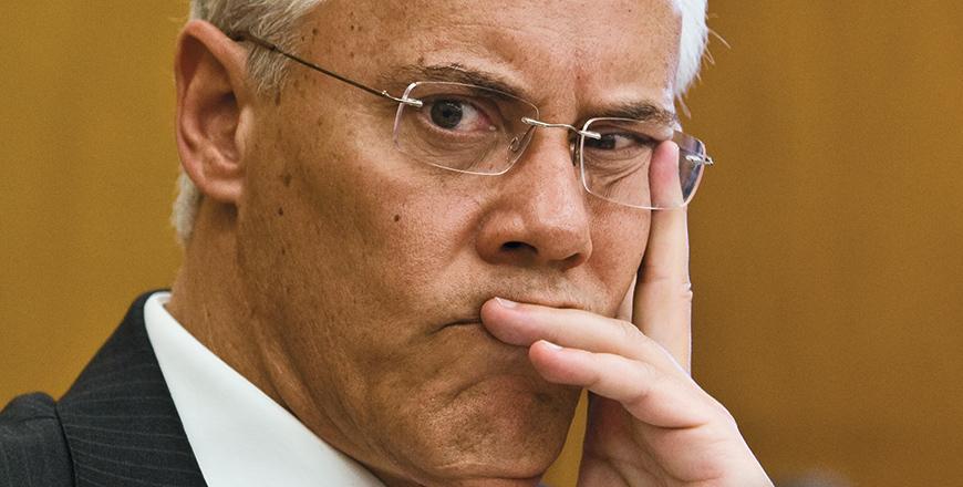 O ex-ministro Miguel Macedo é outro dos 17 arguidos no caso dos vistos gold