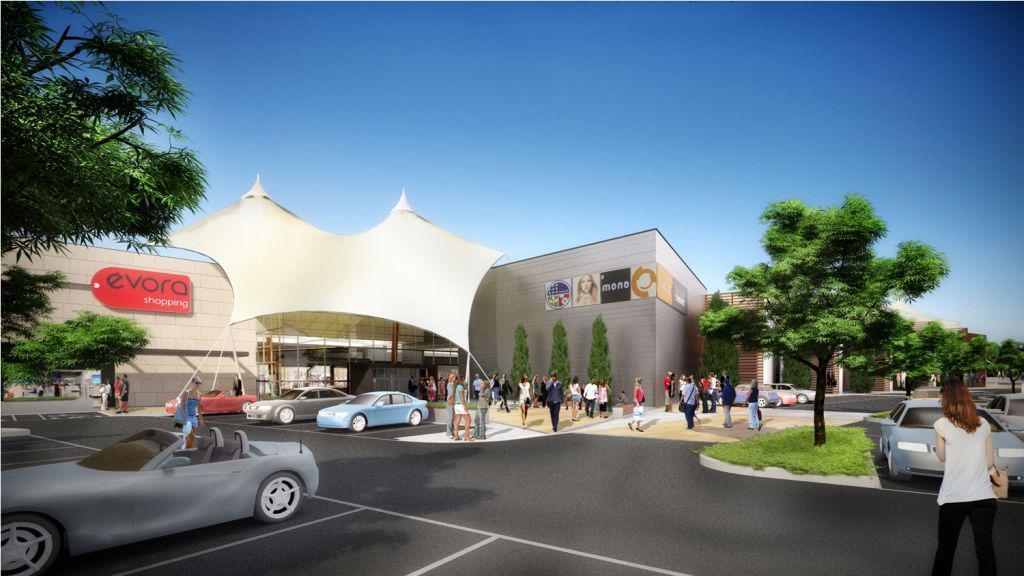 307e64351d9 Centro comercial inacabado em Évora vendido a investidor do Dubai —  idealista news