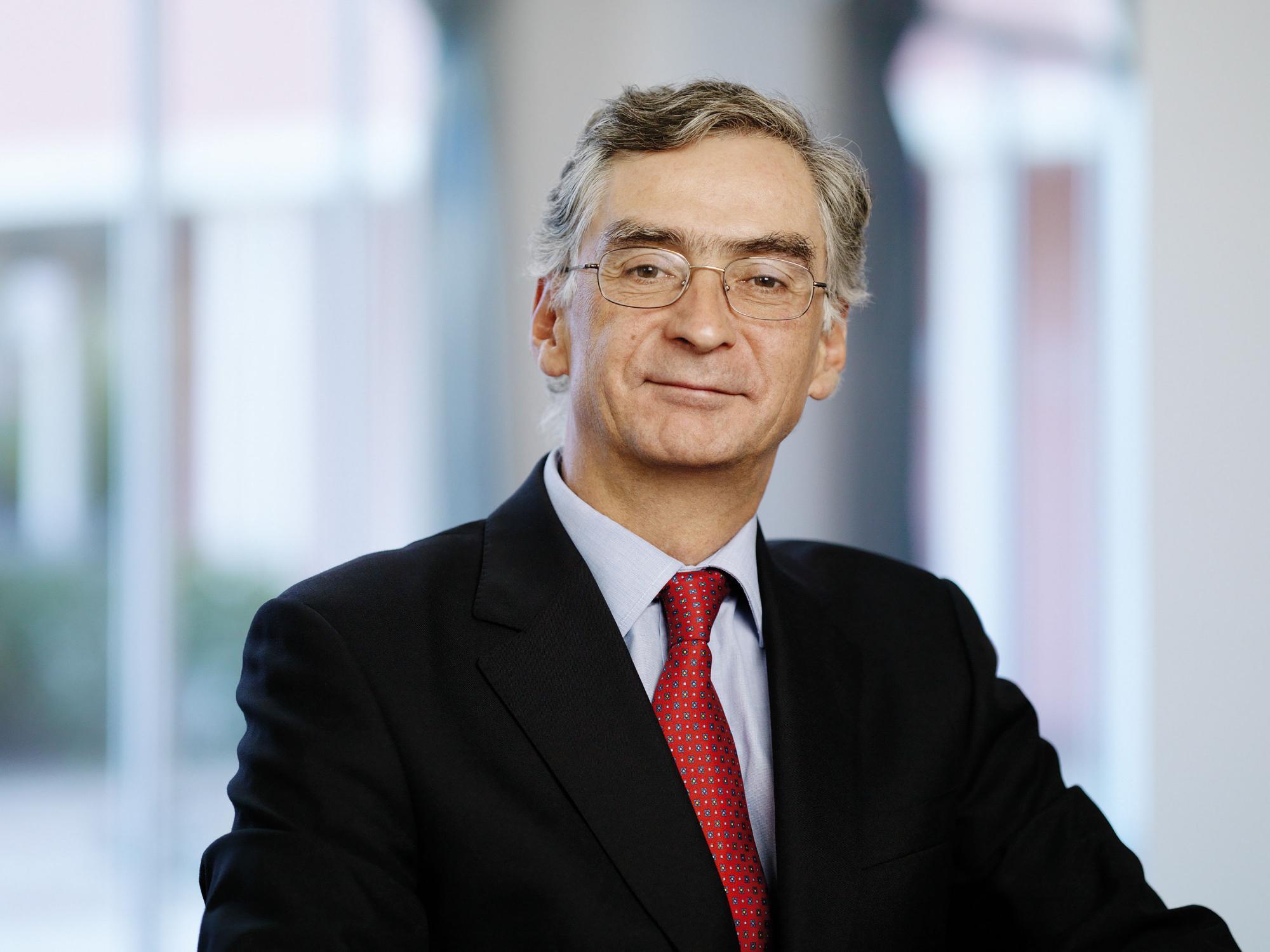 Fernando Guedes de Oliveira, CEO da Sonae Sierra.