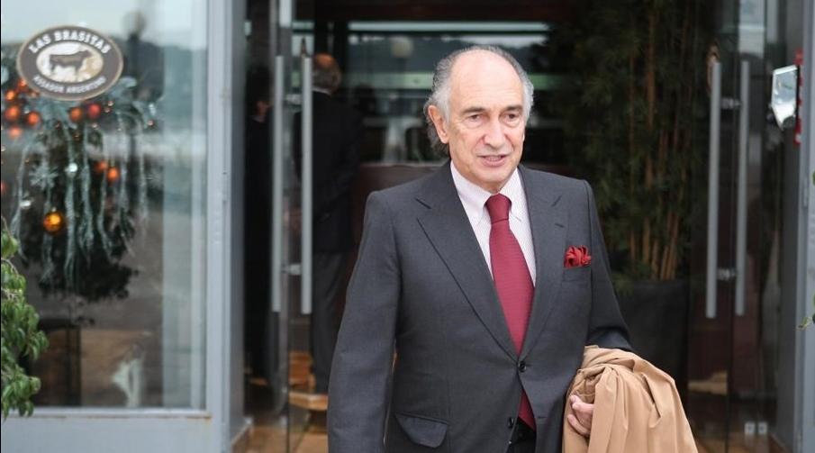 Manuel Damásio, ex-presidente do Benfica, é arguido na operação Rota do Atlântico (foto do CM)