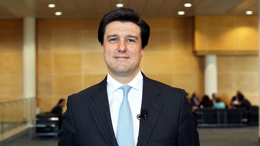 O presidente da Merlin Properties, Ismael Clemente