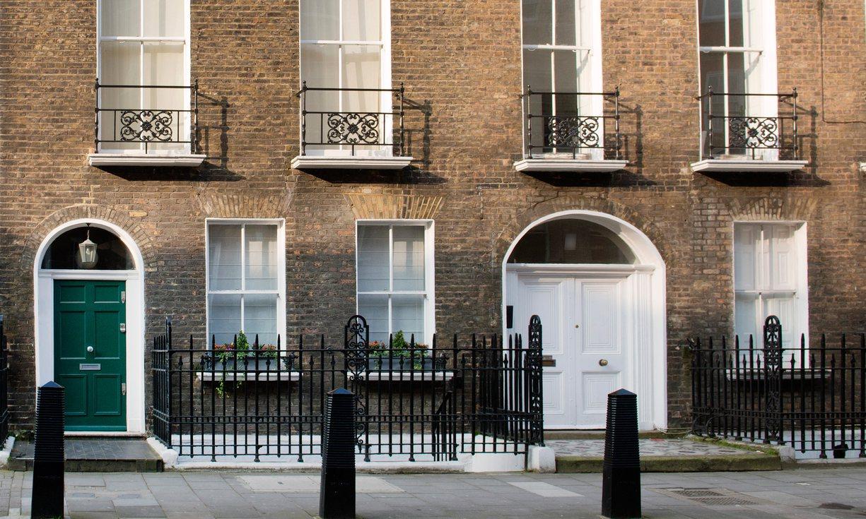 Propriedade em Londres (avaliada em 4,5 milhões de libras). The Guardian