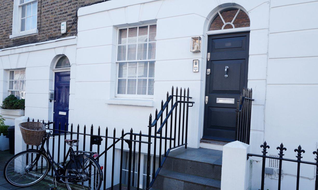 Casa em Londres (avaliada em 2 milhões de libras). The Guardian