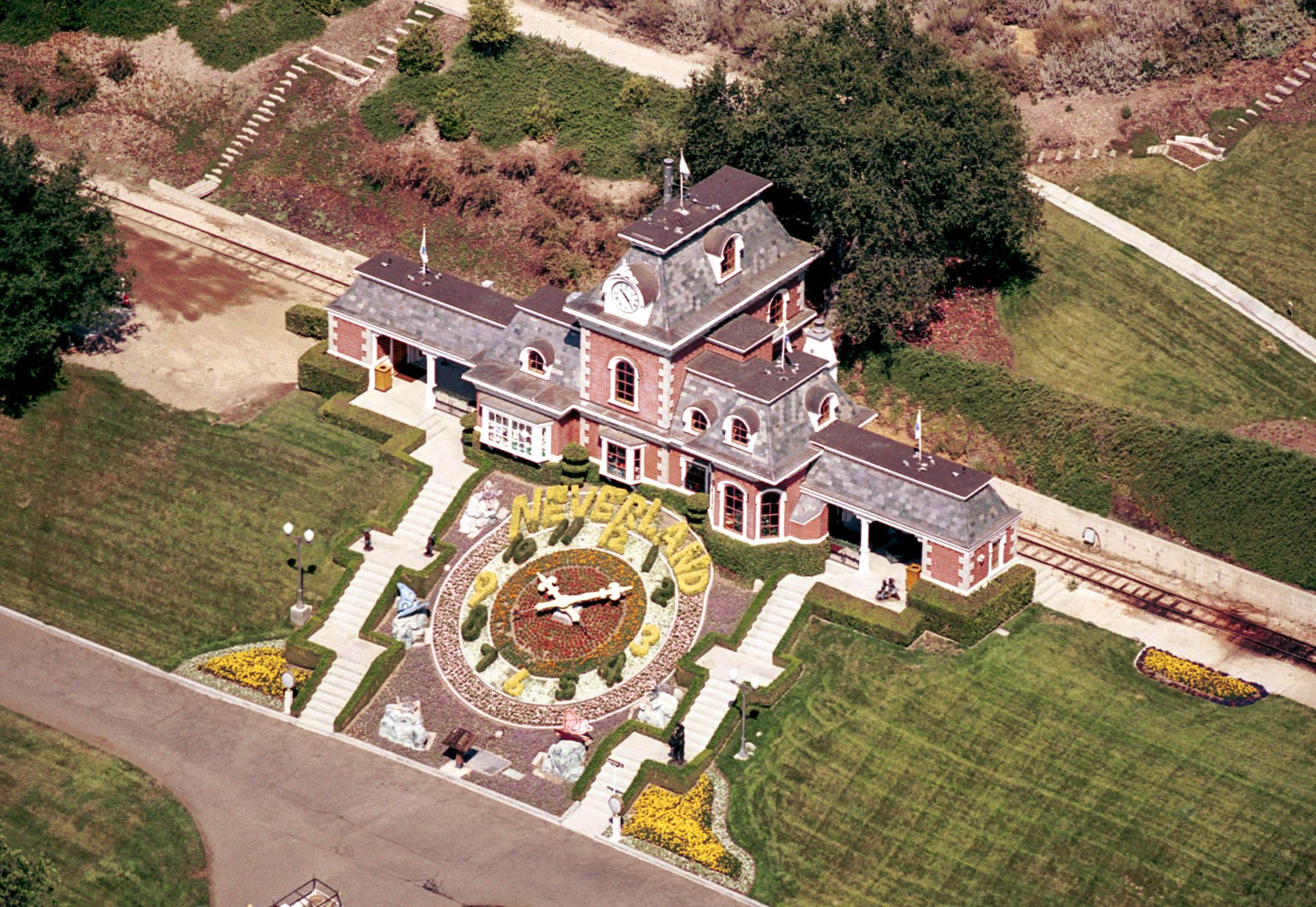 O rancho está localizado em Los Olivos e está à venda há quase um ano (Fotos: Bloomberg).