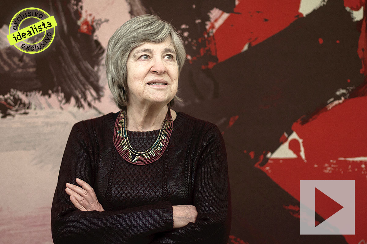 Helena Roseta, presidente da AML e deputada do PS (imagem de Bruno Martins).