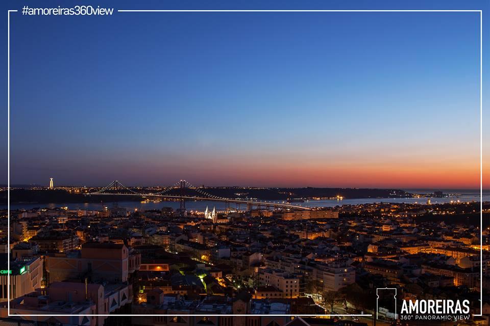 Foto: Facebook Amoreiras 360º Panoramic View.