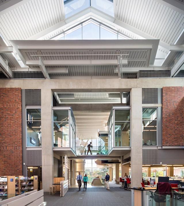Sawyer Library en Williamstown (Massachusetts).