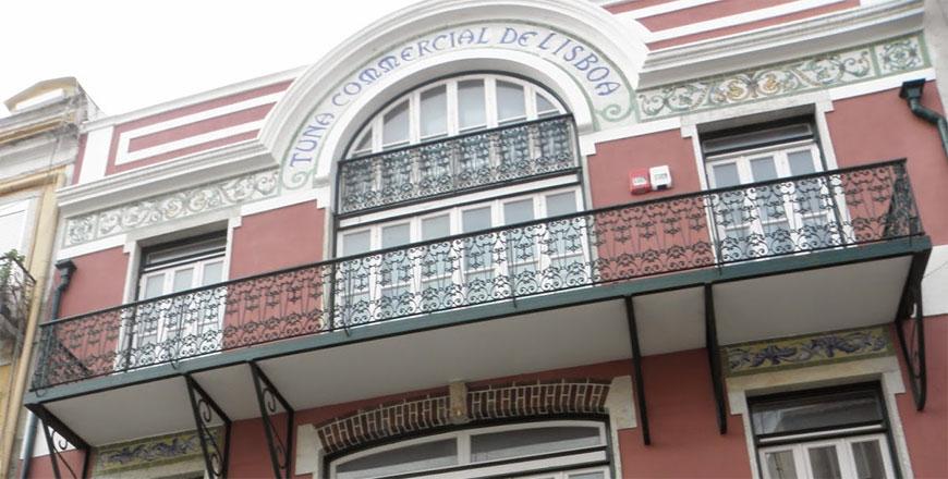Imóvel de interesse municipal perto da Av.da Liberdade, no centro de Lisboa.