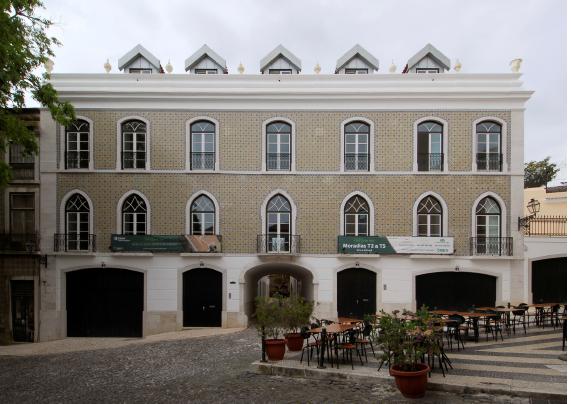 Entre os premiados está o Palácio do Contador-Mor, em Lisboa, como melhor intervenção residencial.