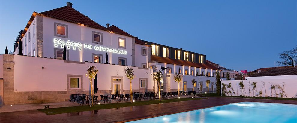 O Palácio do Governador, um hotel em Lisboa, foi eleito o Melhor Empreendimento de 2016.