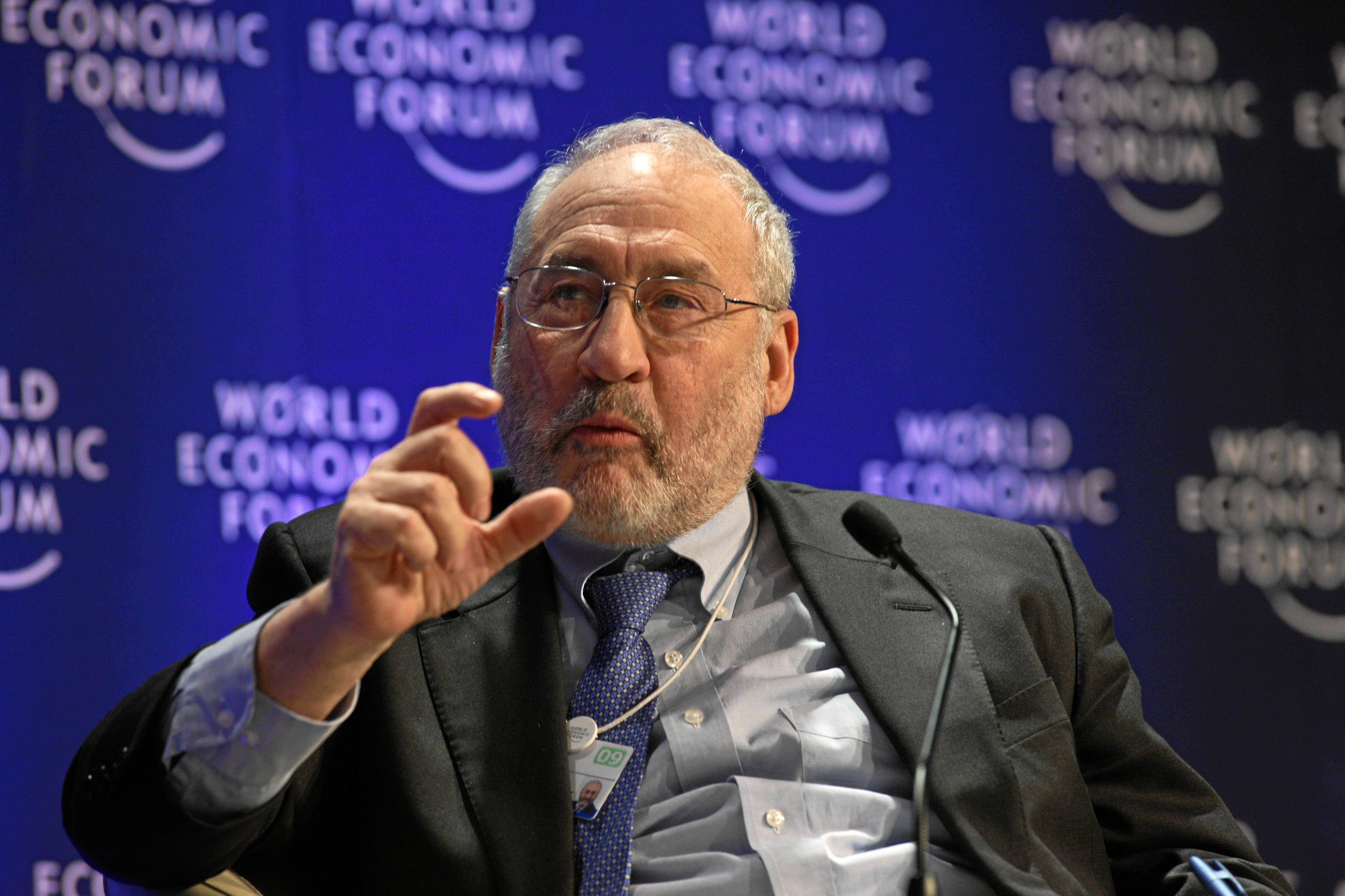 Joseph Stiglitz, nobel da Economia