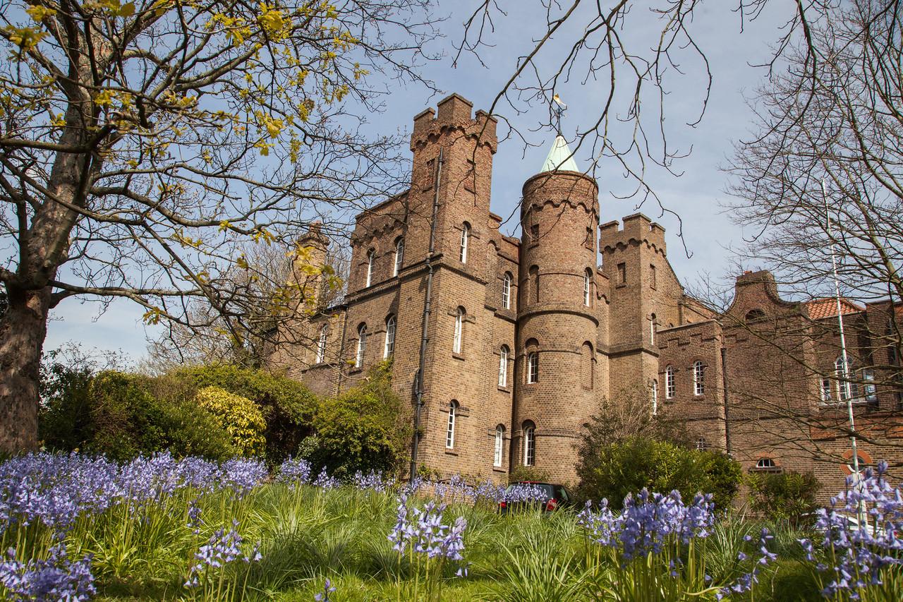 Castelo foi construído no início do século XVIII (Fotos: The Wall Street Journal).