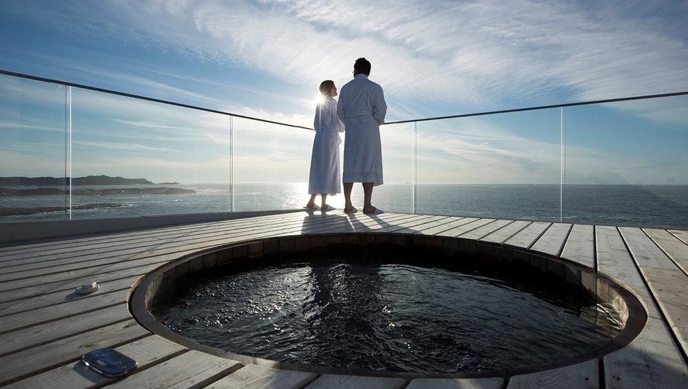 Fogo Island Inn: Dormir num hotel nos confins da Terra por... 900 euros por noite