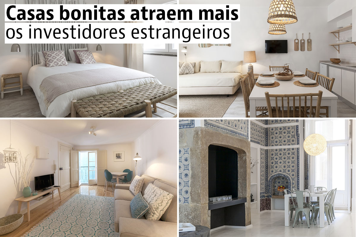 "Home staging: Extreme ""make-over"" de um apartamento turístico ..."