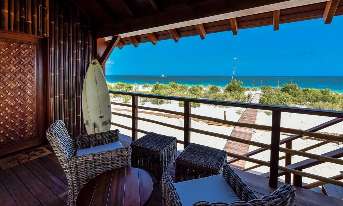 barbuda belle um barraco de luxo na praia da paradis aca ilha caribenha de barbuda. Black Bedroom Furniture Sets. Home Design Ideas
