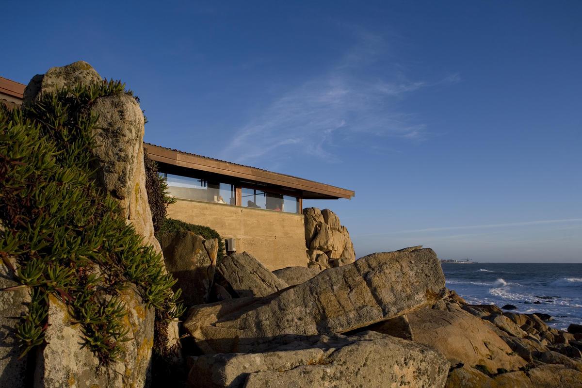 Casa de Chá da Boa Nova é um dos espaços contemplados na iniciativa (Foto: Open House Porto).