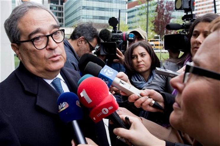 Abel Pinheiro, ex-dirigente do CDS/PP, era um dos 11 arguidos (fotografia do JN)