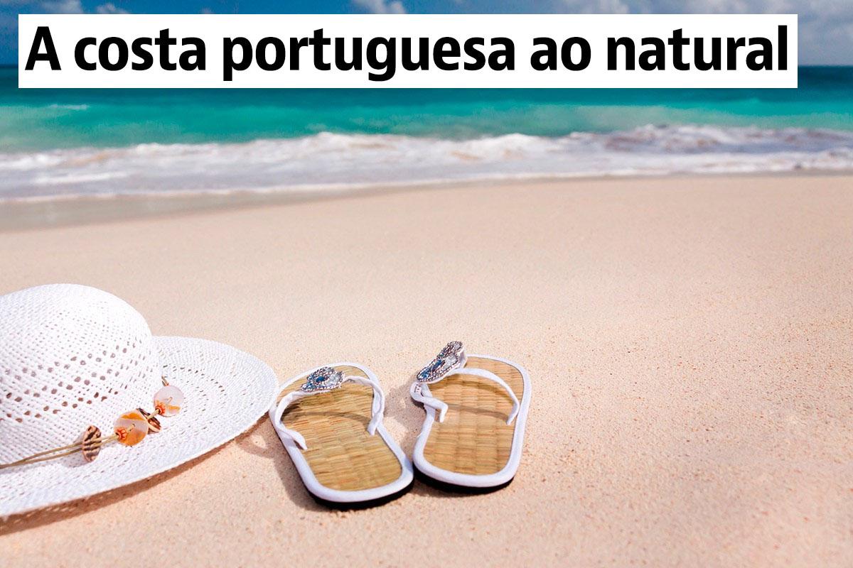 As melhores praias naturistas de Portugal