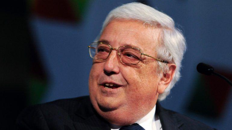 António Mota foi constituído arguido em 2009 (Foto: Observador).