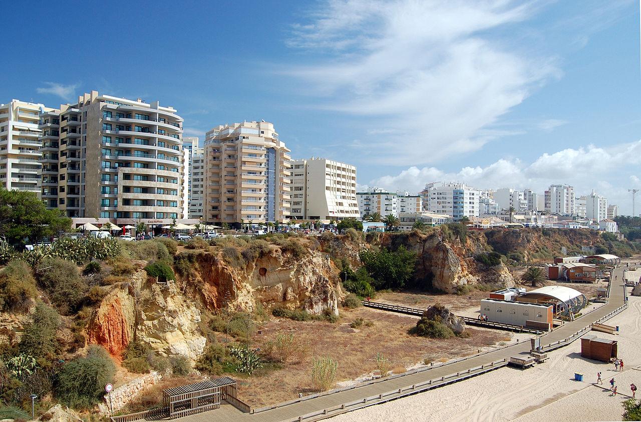 Algarve é uma das zonas mais procuradas pelos britânicos.