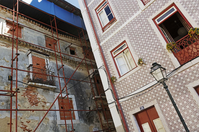 Reabilitação: 331 apartamentos para arrendar com desconto