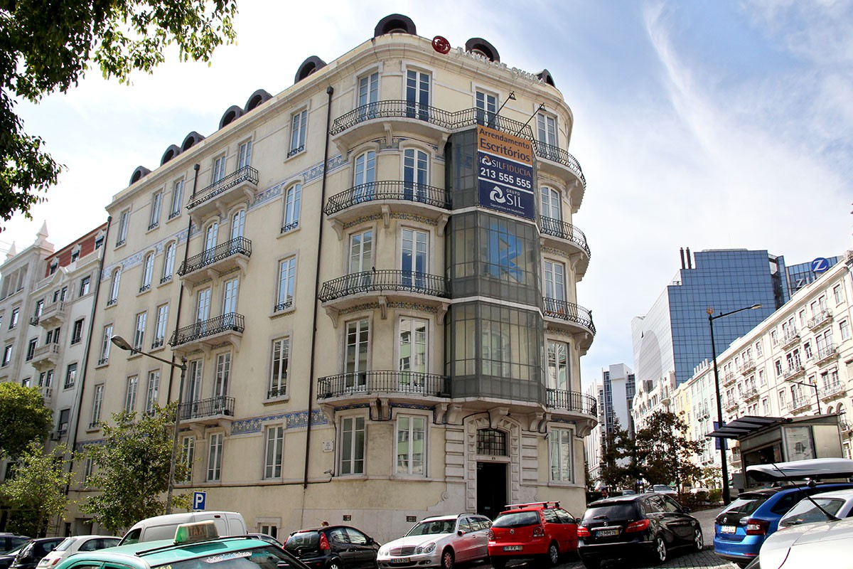 Procura de escritórios dispara em Lisboa