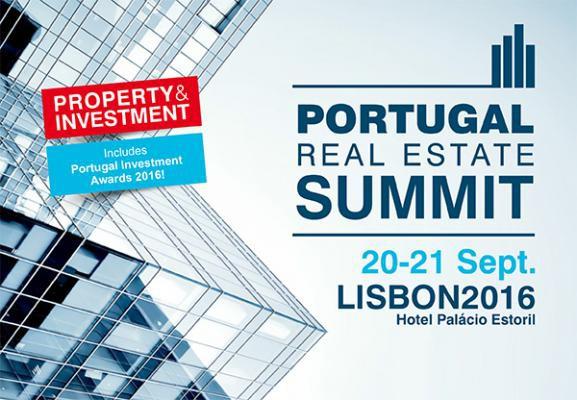 Portugal Real Estate Summit já tem confirmada a presença de mais de 100 investidores