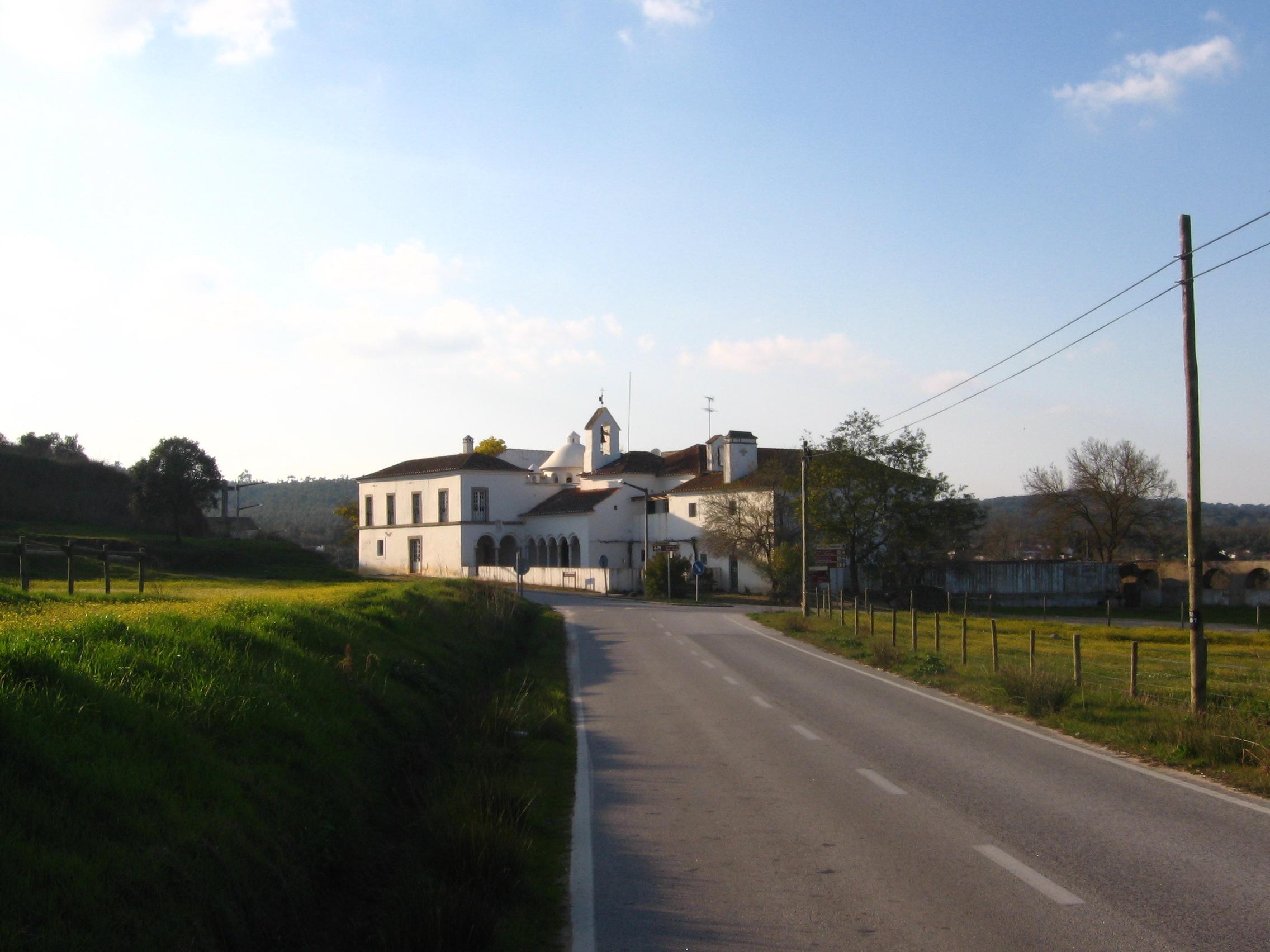 Quinta do Paço de Valverde, em Évora, é um dos edifícios que vai ser entregue a privados
