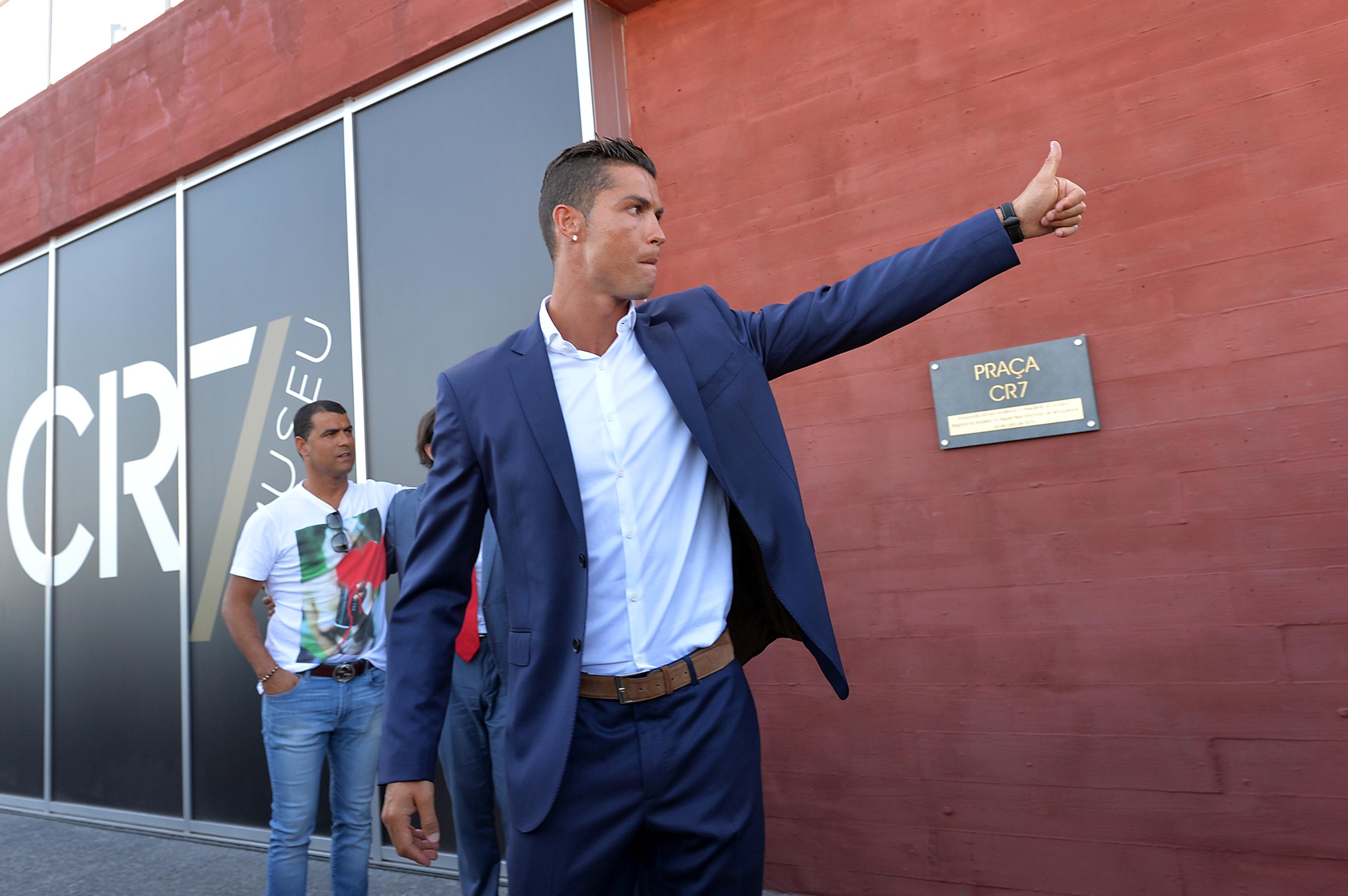 Ronaldo abre hotel em Lisboa na próxima semana com isenção de IMI e IMT
