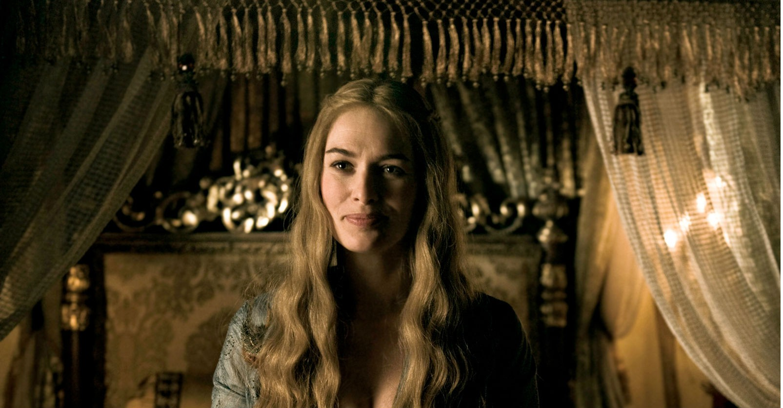 Atriz britânica Lena Headey é a rainha Cersei Lannister na série.