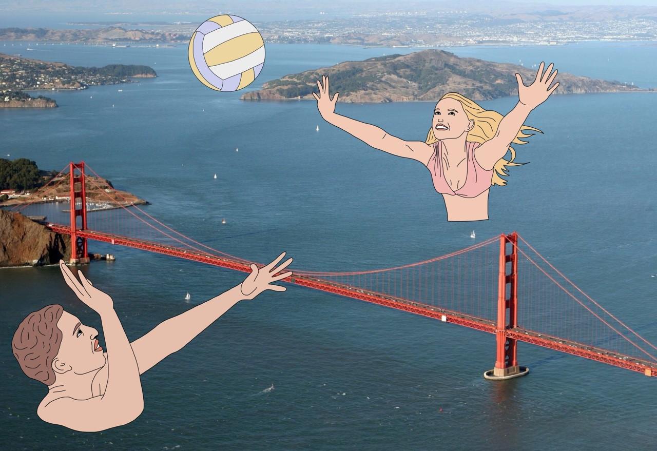 Golden Gate, São Francisco (EUA)