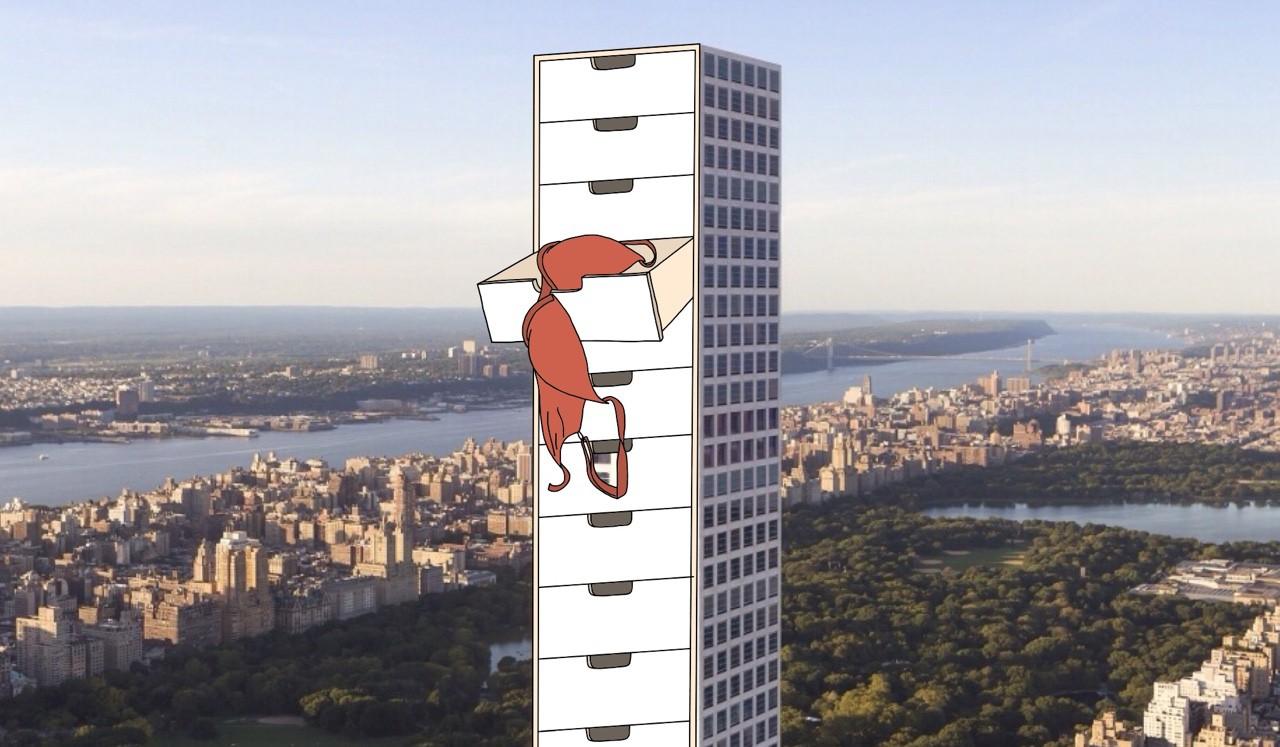 Arranha-céus 432 Park Avenue, Nova Iorque (EUA)