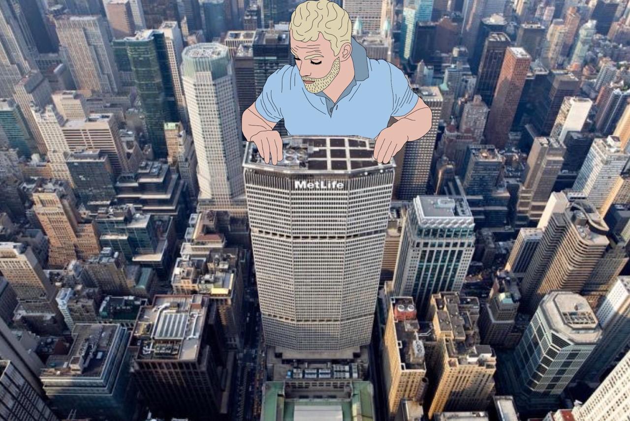 Edifício MetLife, Nova Iorque (EUA)
