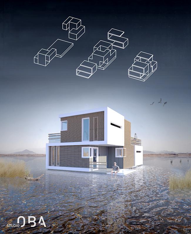 A Prenuptial Housing está em fase de desenvolvimento e será comercializada a partir de 2017.