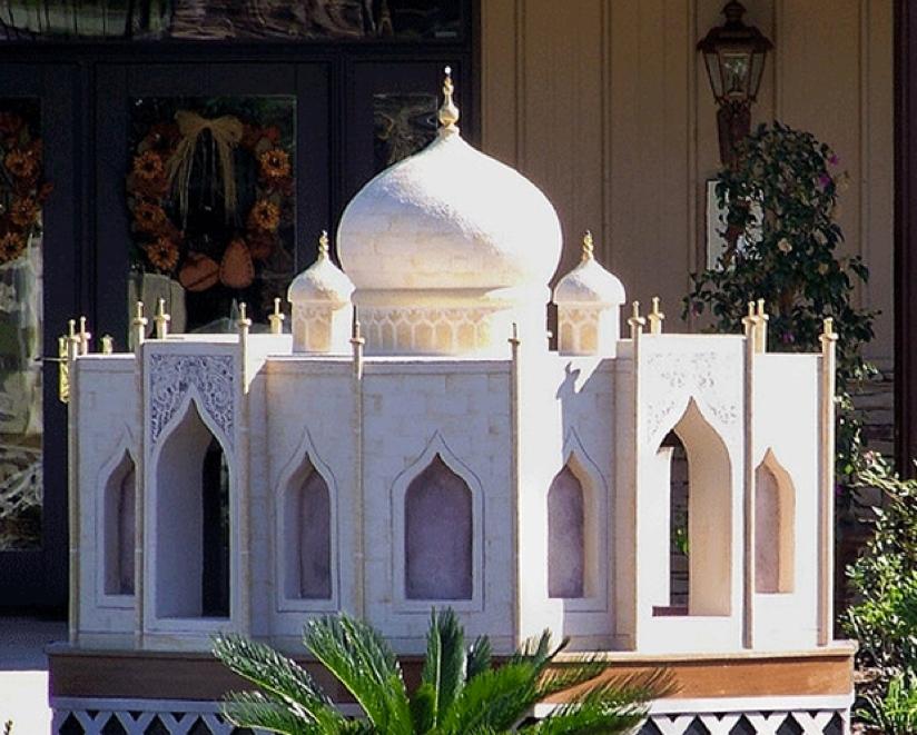 Um Taj Mahal para cães
