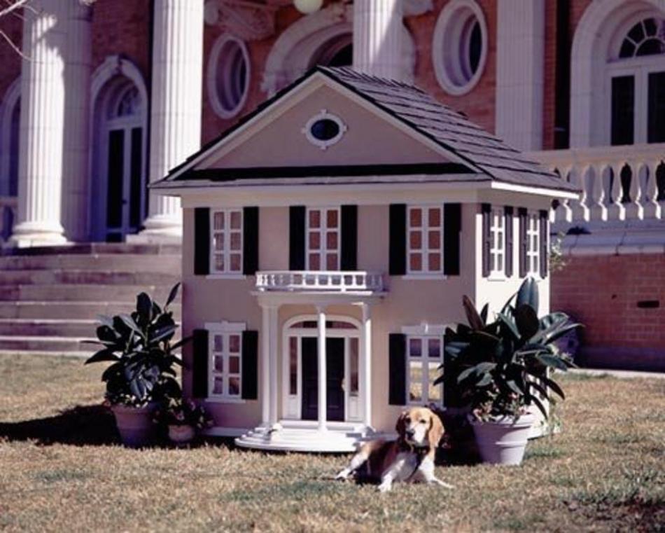 Uma casa de bonecas