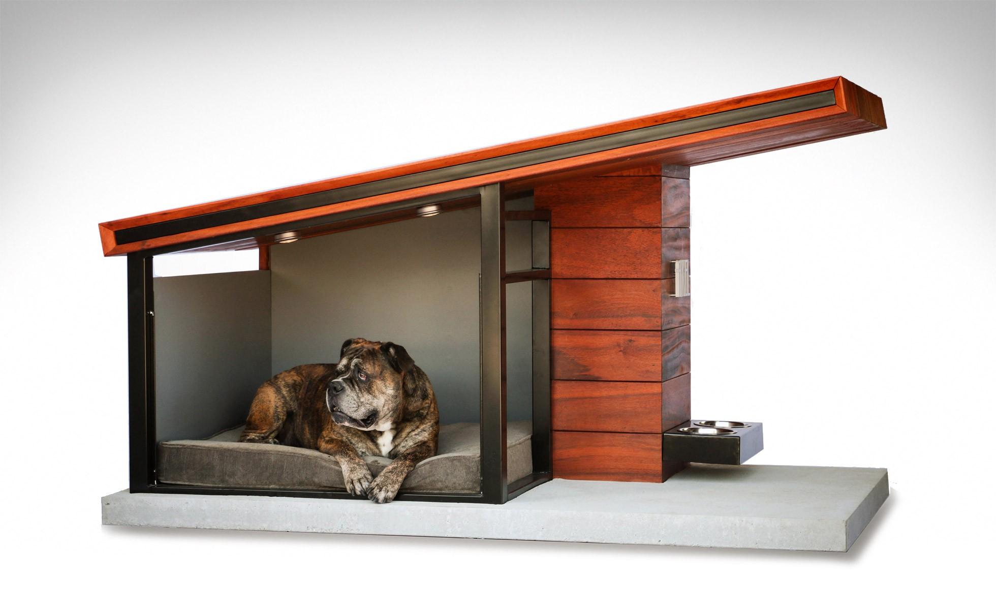 Uma moderna casa que combina com a tua decoração
