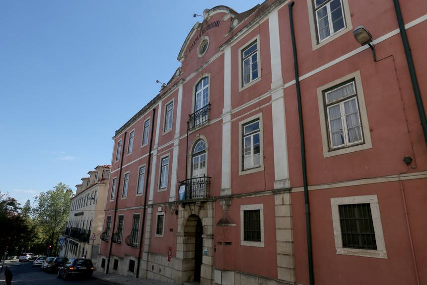 Quartel da Estrela, edifício vendido pela Estamo por 9,7 milhões de euros @Expresso