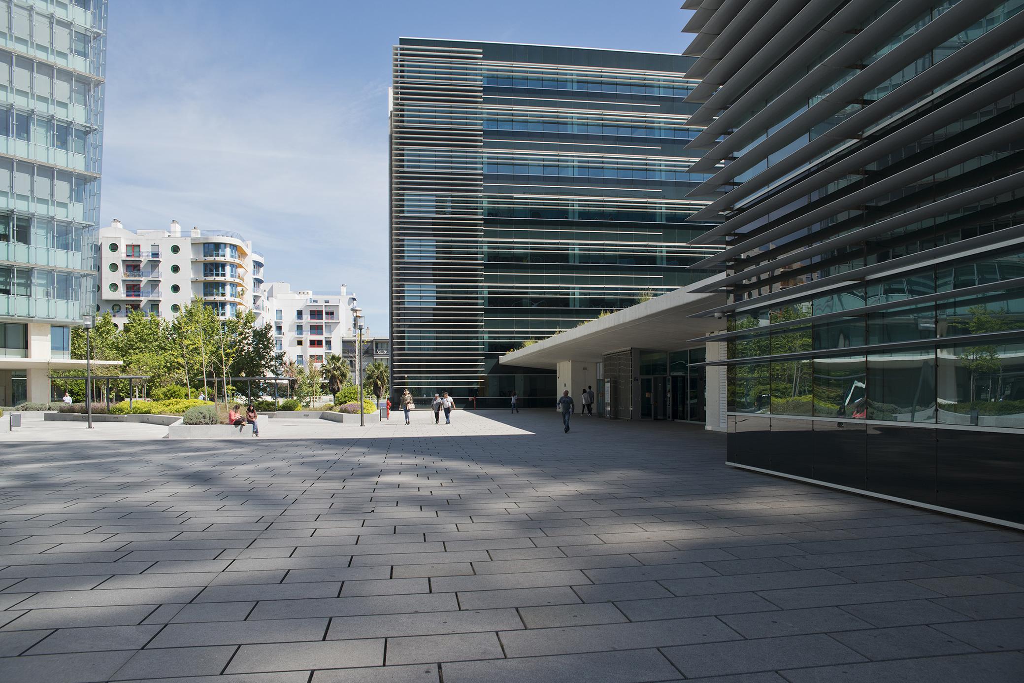 Segmento de escritórios foi o que maior captação de investimento atingiu (Foto: Cushman & Wakefield).