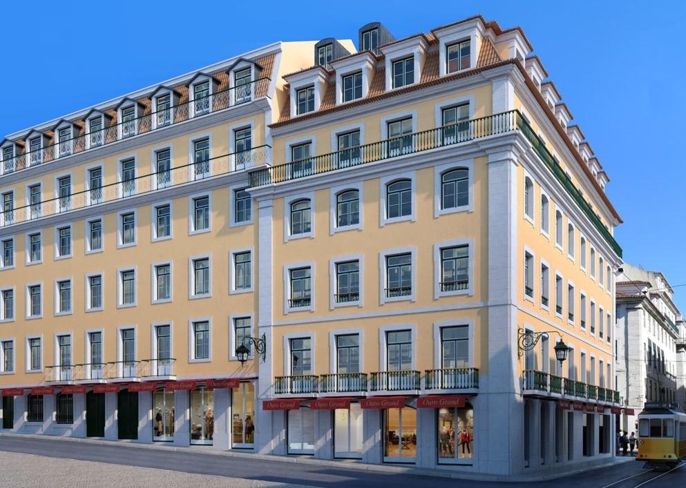 O Ouro Grand disponibiliza 55 apartamentos, mas 32 já estão estão vendidos.