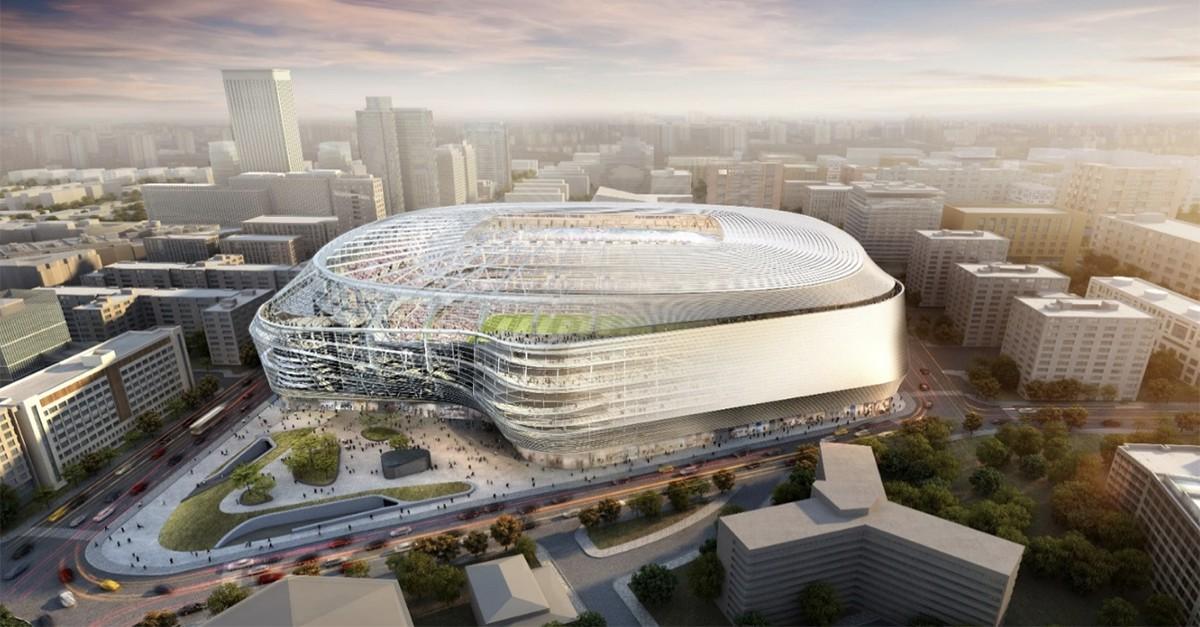 Novo Santiago Bernabéu (estádio do Real Madrid)
