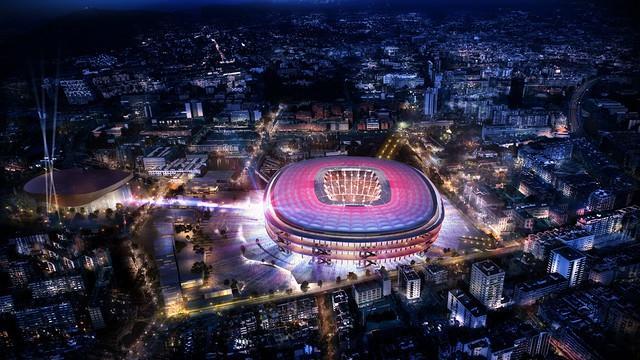 Novo Camp Nou (estádio do Barcelona)