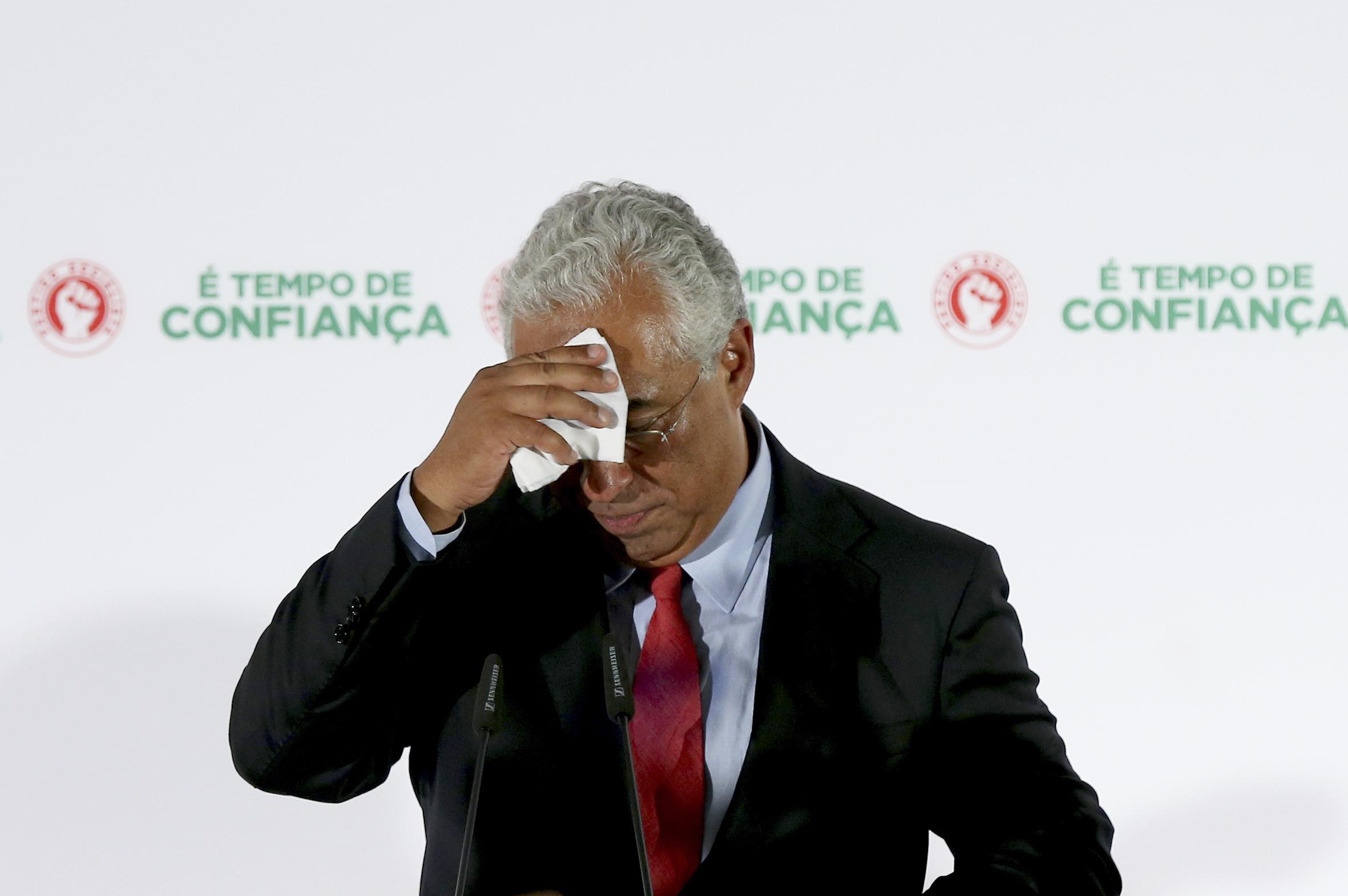 António Costa vê-se forçado a fazer nova alteração ao novo imposto sobre imóveis de luxo / Gtres