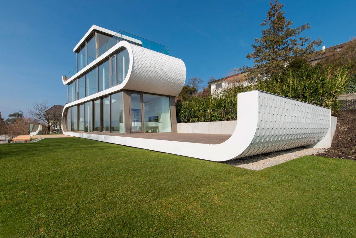 Casas de sonho idealista news for Up slope house plans