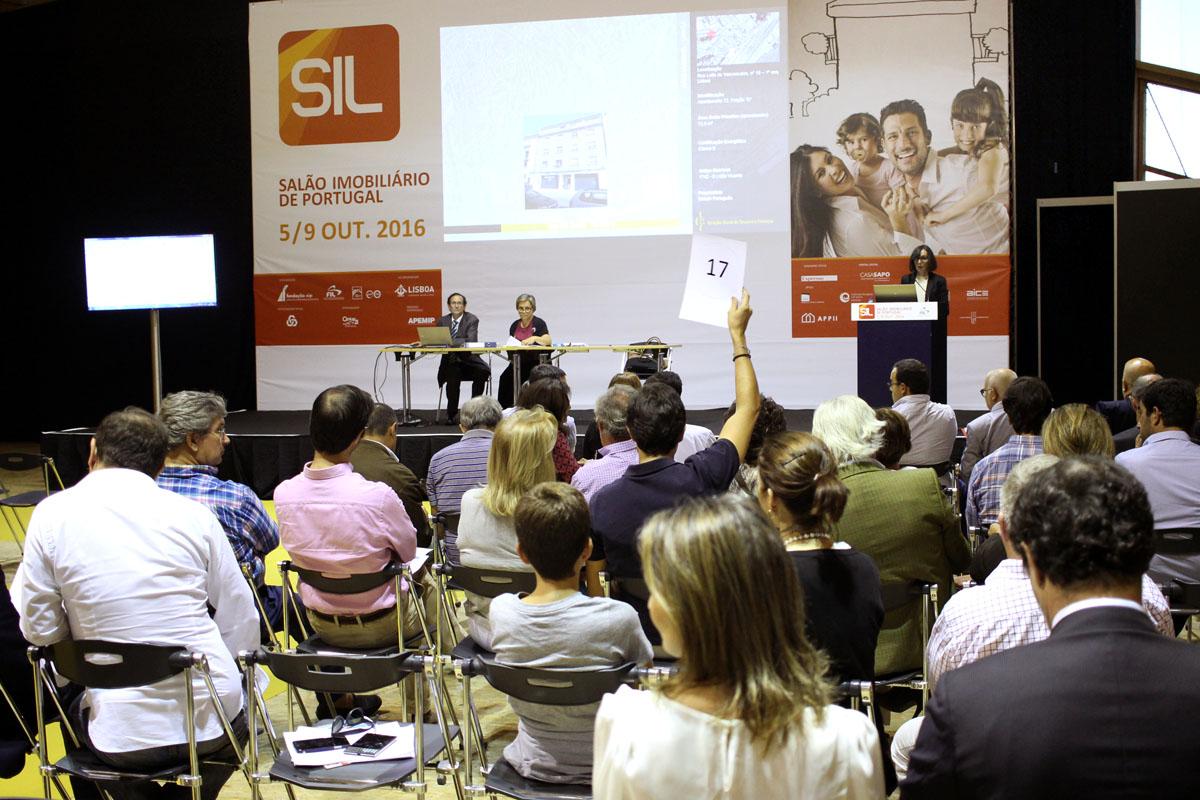 Hasta pública realizou-se dia 6 de outubro durante o SIL 2016.