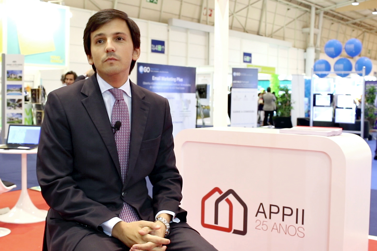 Hugo Santos Ferreira, secretário-geral da APPII