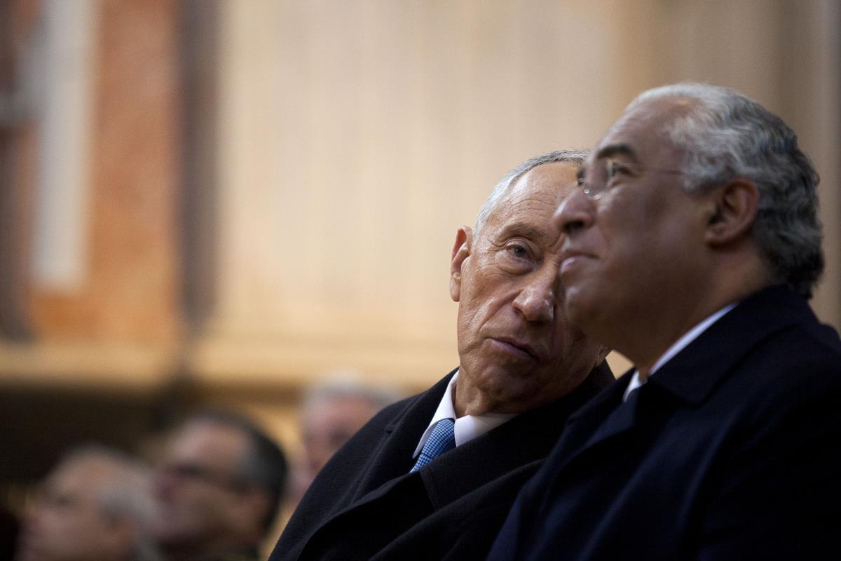 Presidente da República e primeiro-ministro já foram informados. (Fotografia do Público)