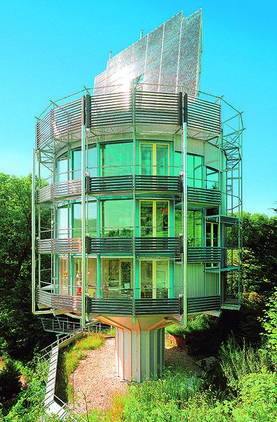Casa Heliotrópio. Alemanha