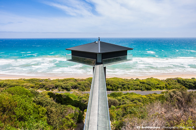 The Pole House. Austrália