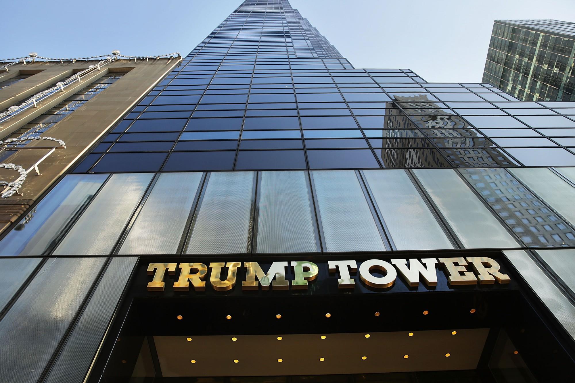 Apartamento na Trump Tower (Nova Iorque) – Valor: 100 milhões de euros